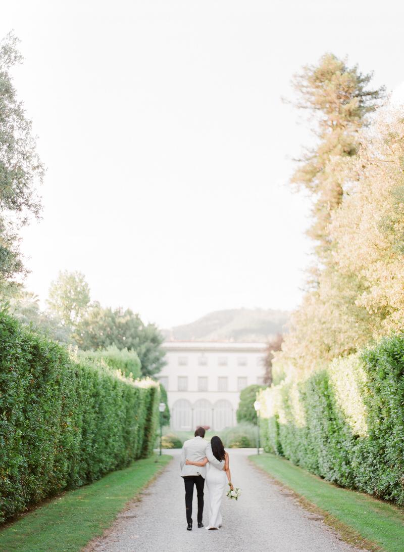 Villa Grabau Wedding in Lucca