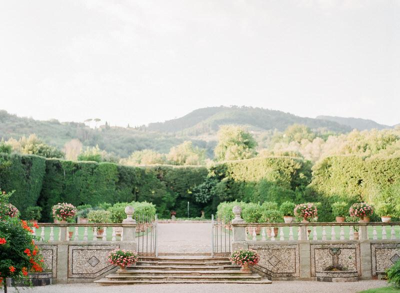 Wedding Venue in Tuscany - Villa Grabau