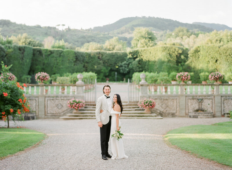 Wedding Venue in Tuscany - Villa Grabau