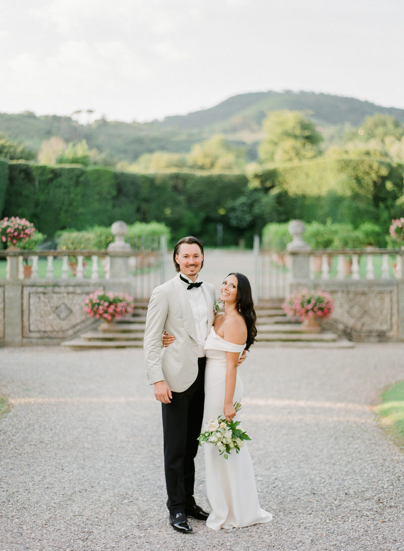 Wedding Venue in Lucca, Tuscany - Villa Grabau