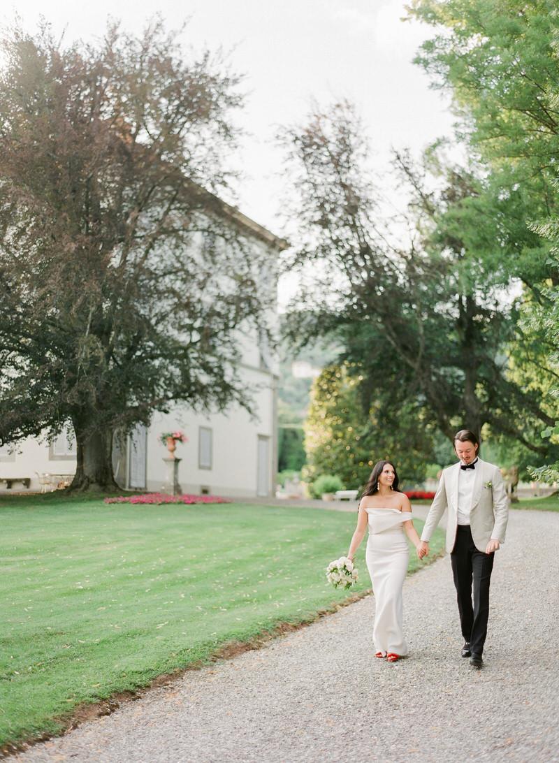 Amazing Wedding Venue in Lucca, Tuscany - Villa Grabau
