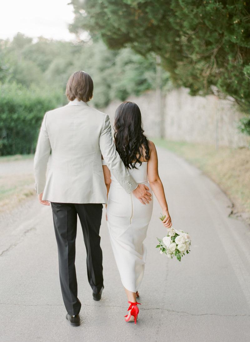 Wedding Portraits in Lucca