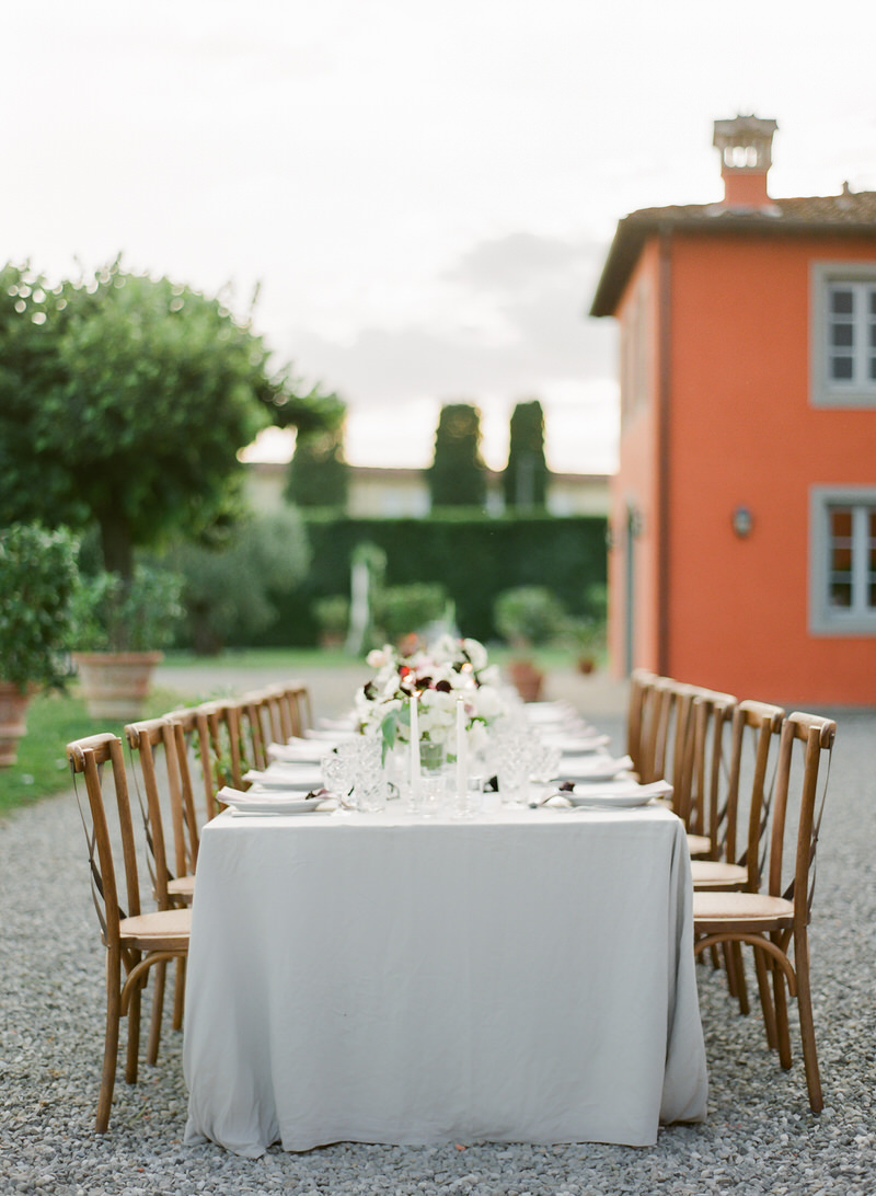 Arancera Villa Grabau Wedding