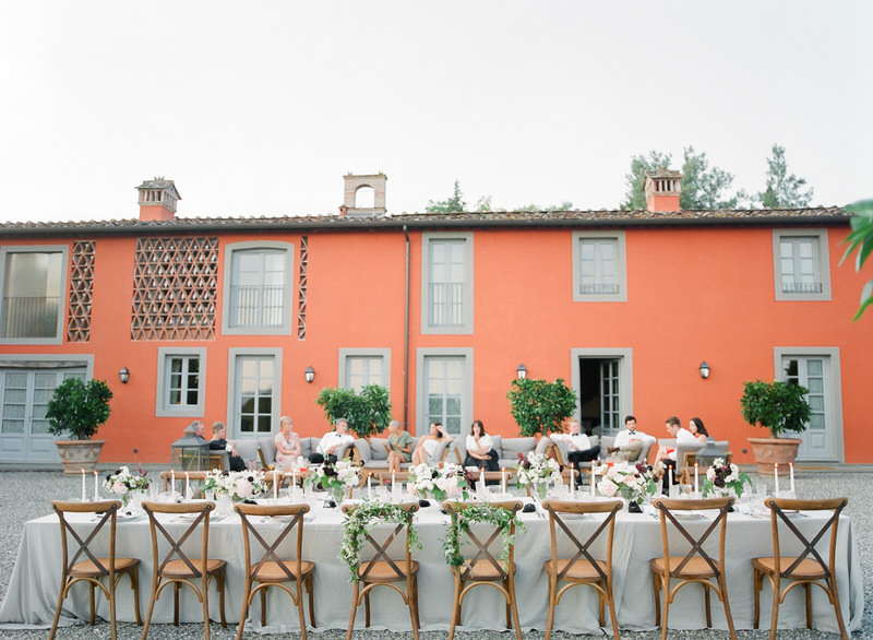 Arancera Villa Grabau Intimate Wedding