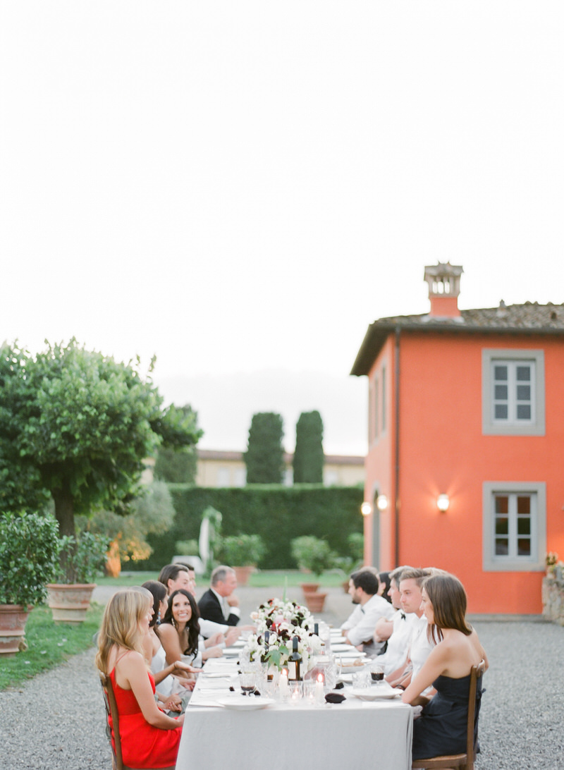 Arancera Villa Grabau Intimate Wedding