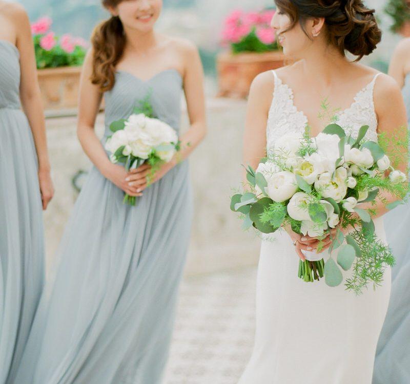 Destination Wedding at Villa San Giacomo, Positano
