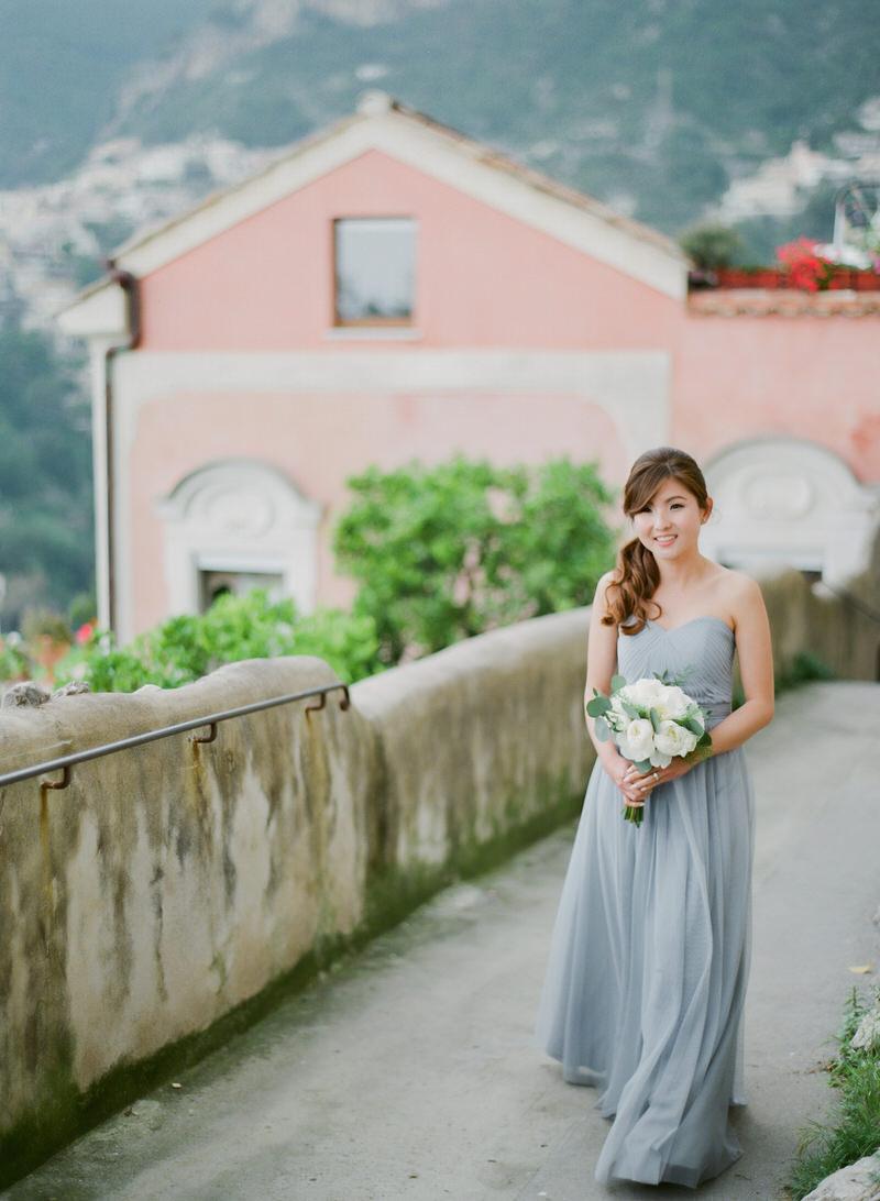 Ceremony at Villa San Giacomo