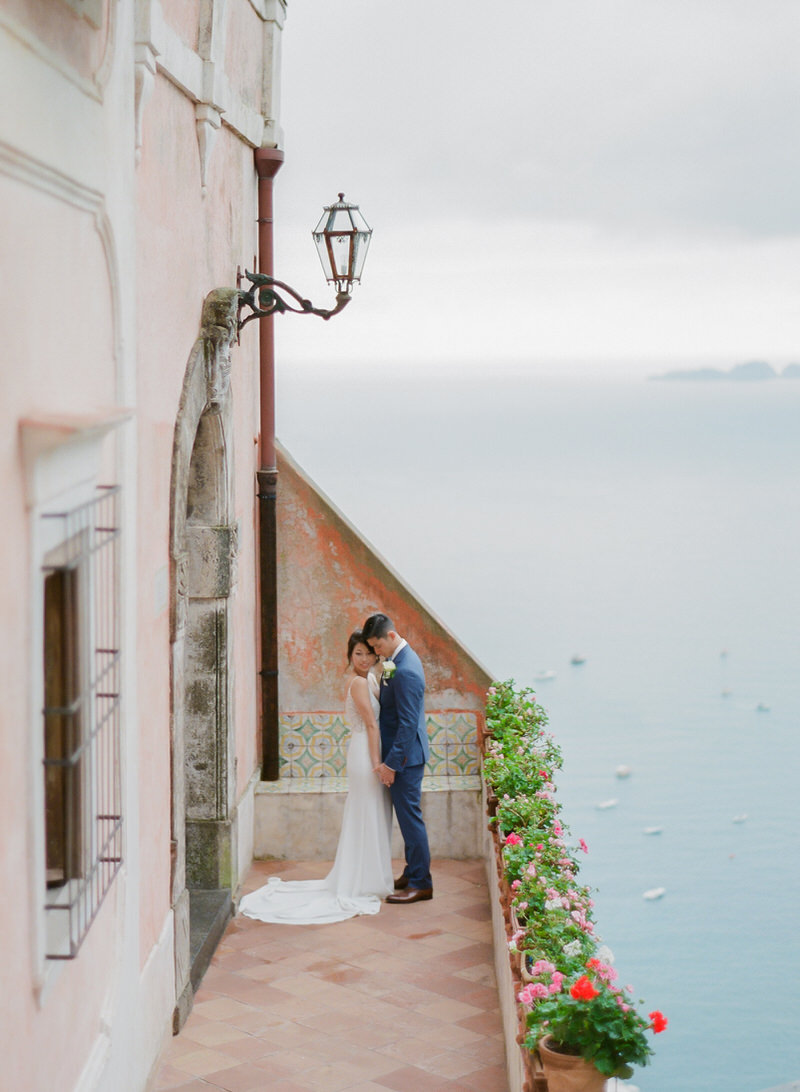 Stunning Wedding Venue Positano