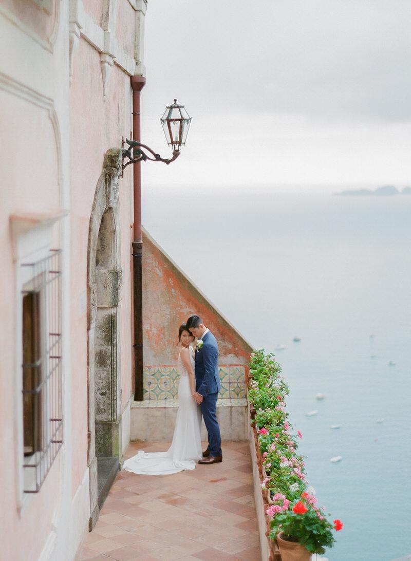 Stunning Wedding Venue Positano