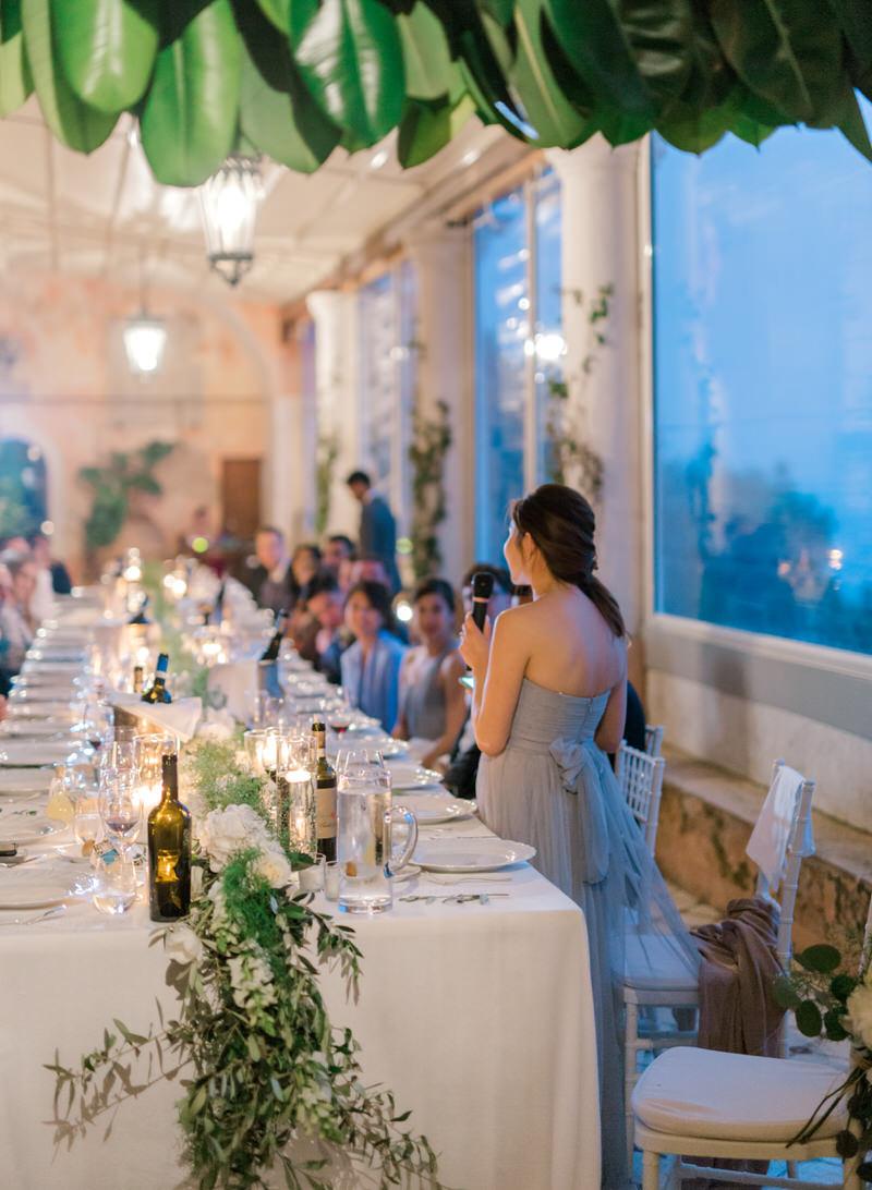 Wedding Reception Villa San Giacomo
