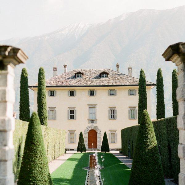 Lake Como in Spring