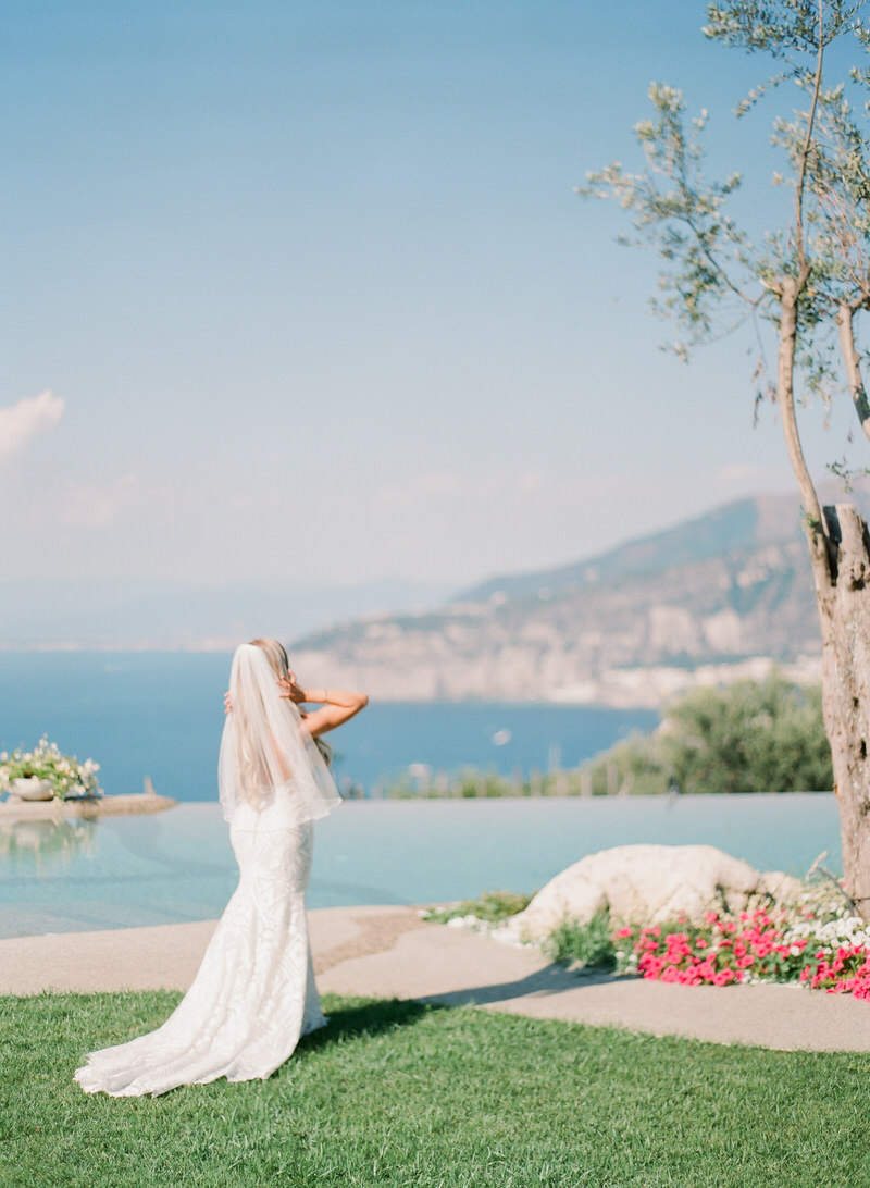 Wedding at Anna Belle Resort Sorrento