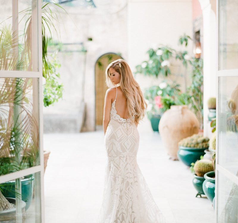 Elopement in Amalfi Coast at Villa Magia Positano