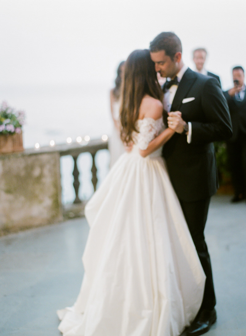 First Dance at Villa Magia