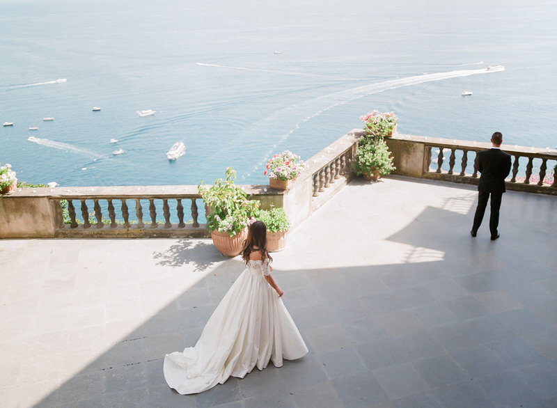First Look at Villa Magia in Positano