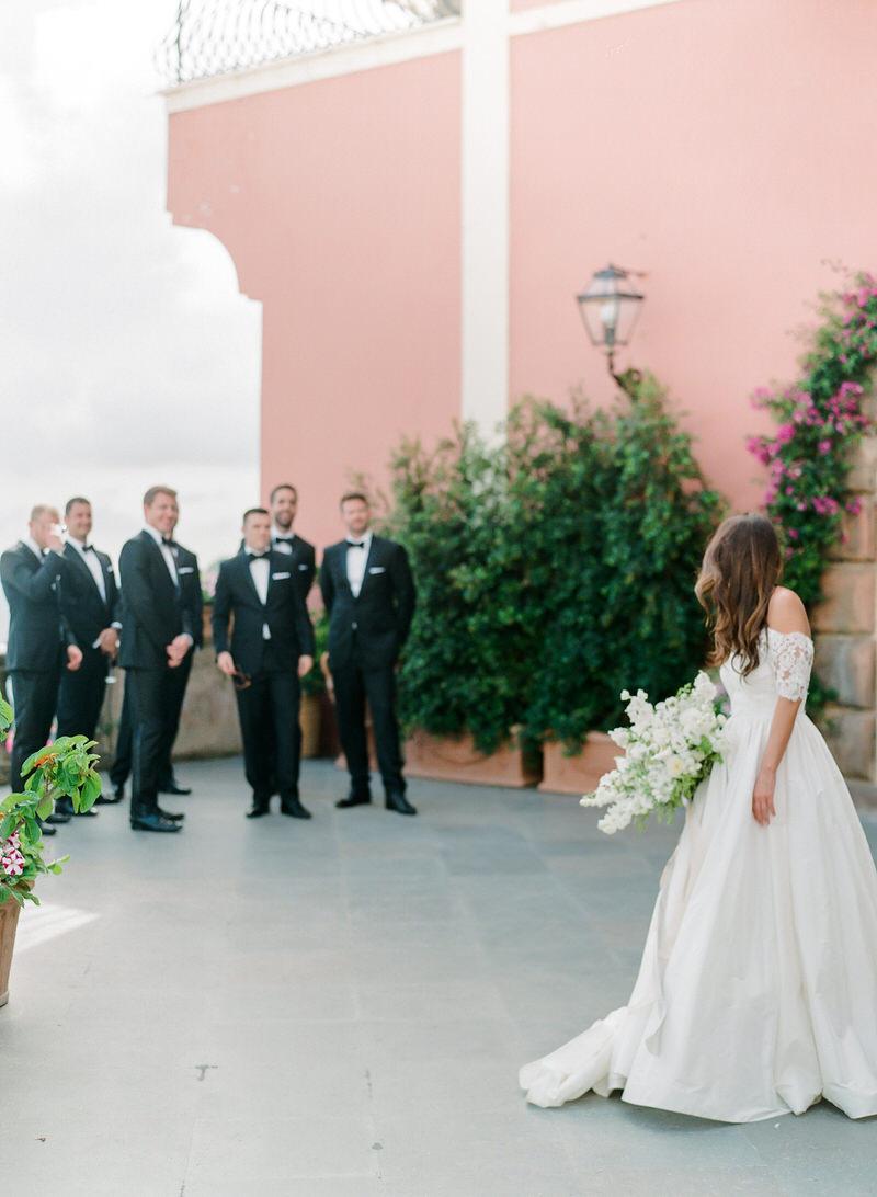 Film Wedding Photographer Positano