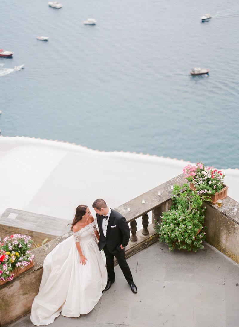 Destination Wedding In Amalfi Coast