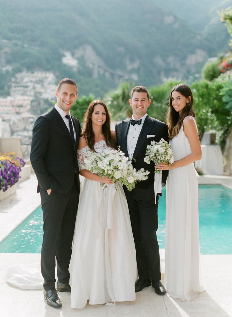Film Wedding Photographer Amalfi Coast