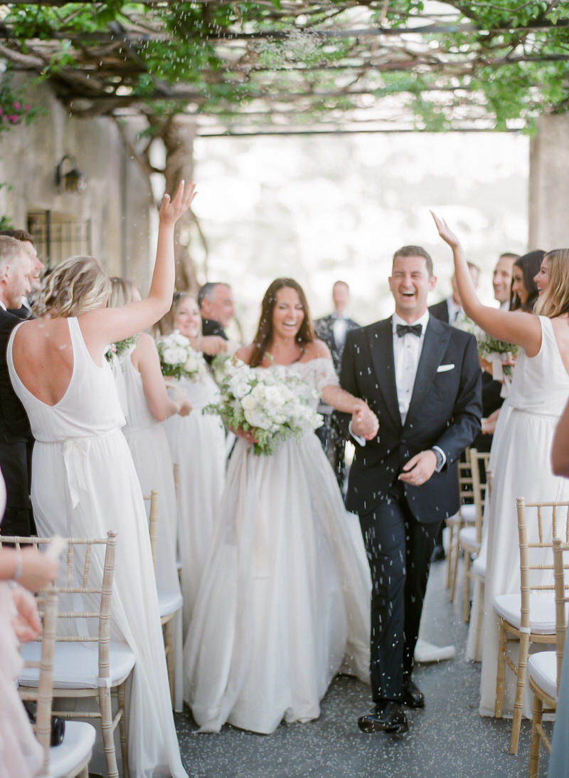 Getting Married at Villa Magia Positano, Amalfi Coast