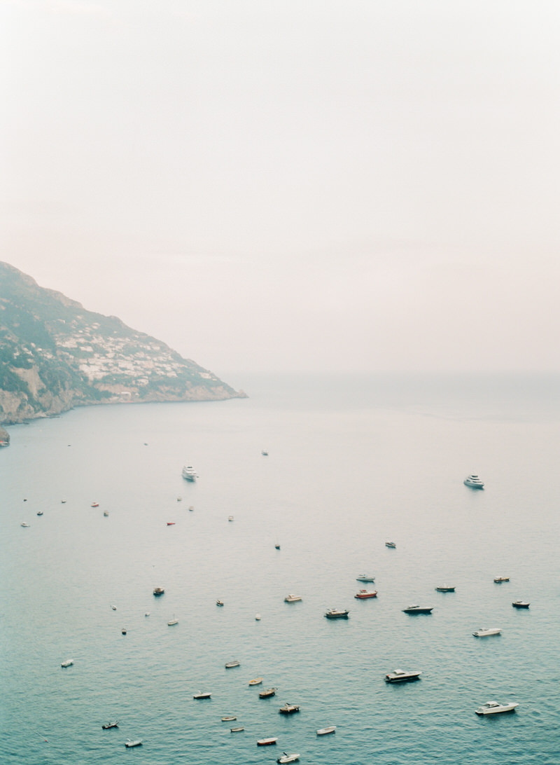 Outdoor Wedding overlooking the Amalfi Coast