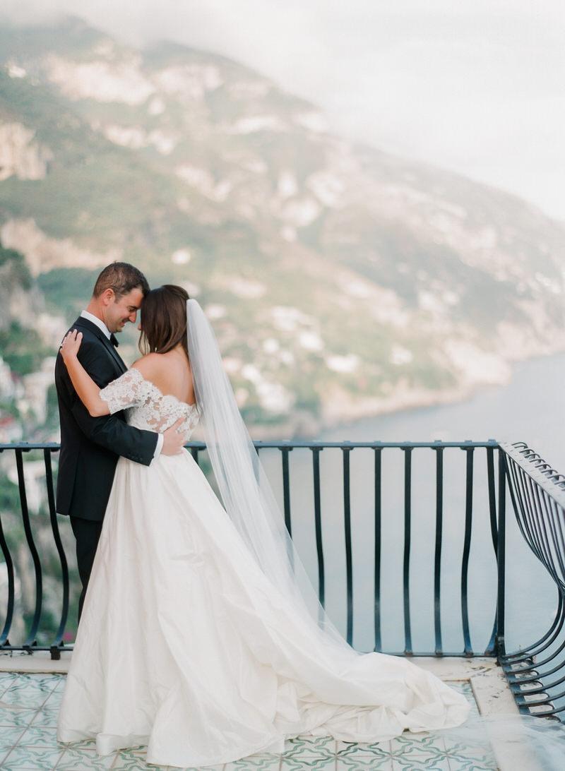 Destination Wedding Photographer Amalfi Coast