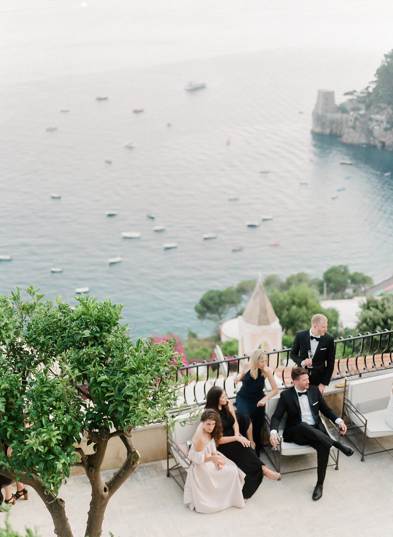 Wedding Photographer Amalfi Coast Peter and Veronika
