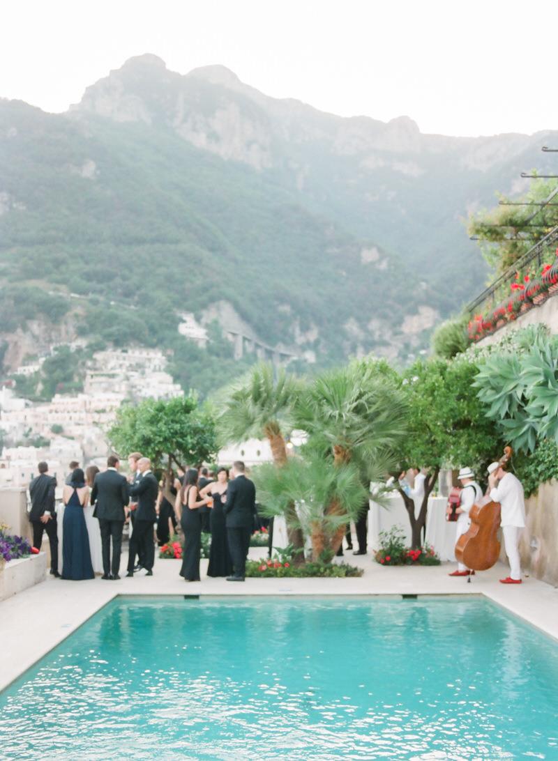 Wedding Photographer Positano Villa Magia