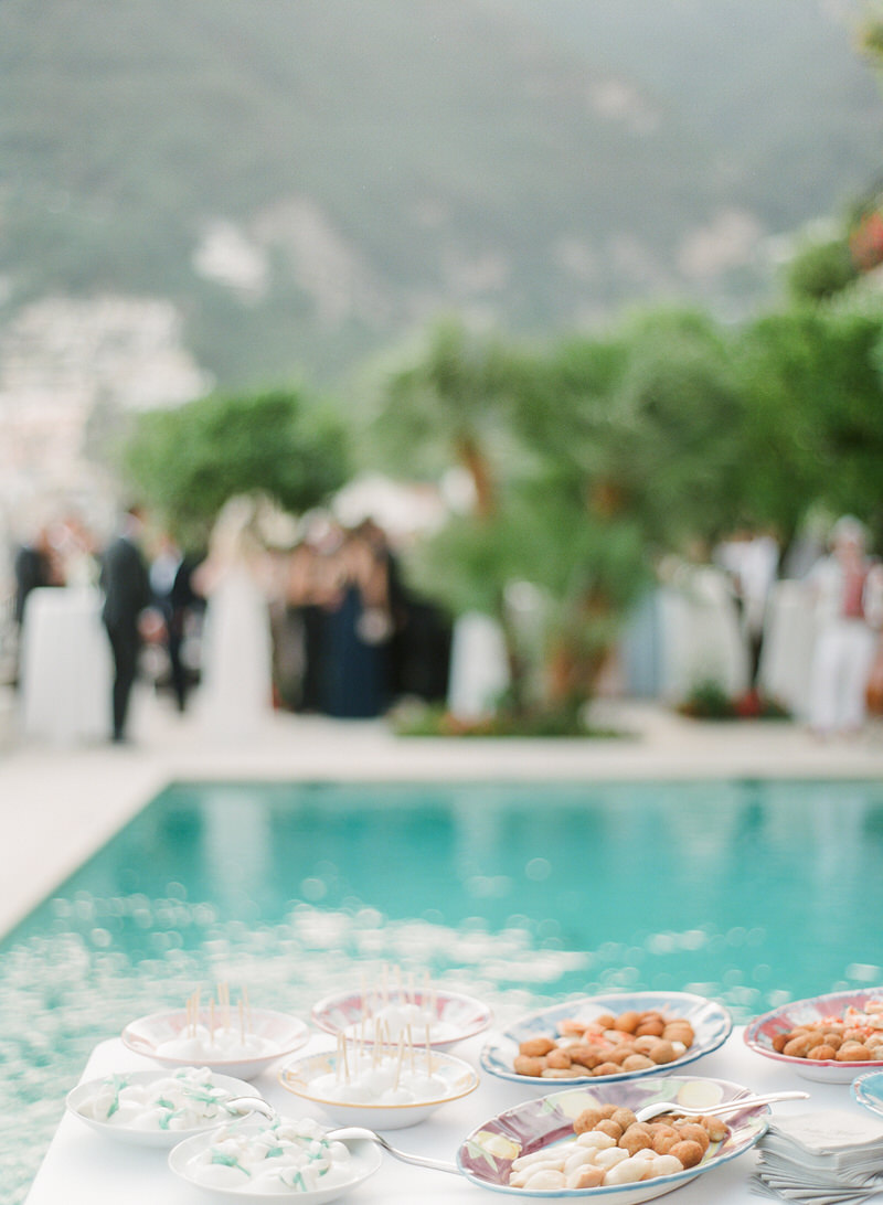 Incredible Wedding Venue Positano