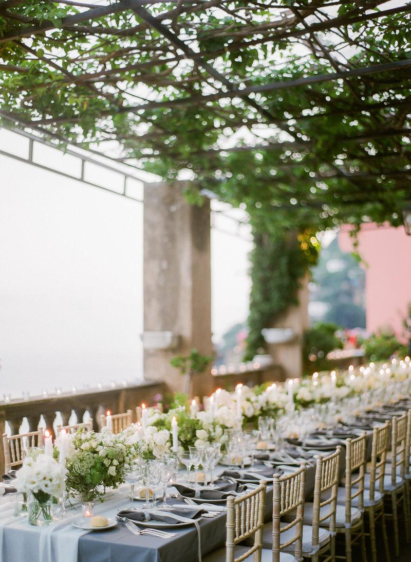 Villa Magia Outdoor fine art wedding