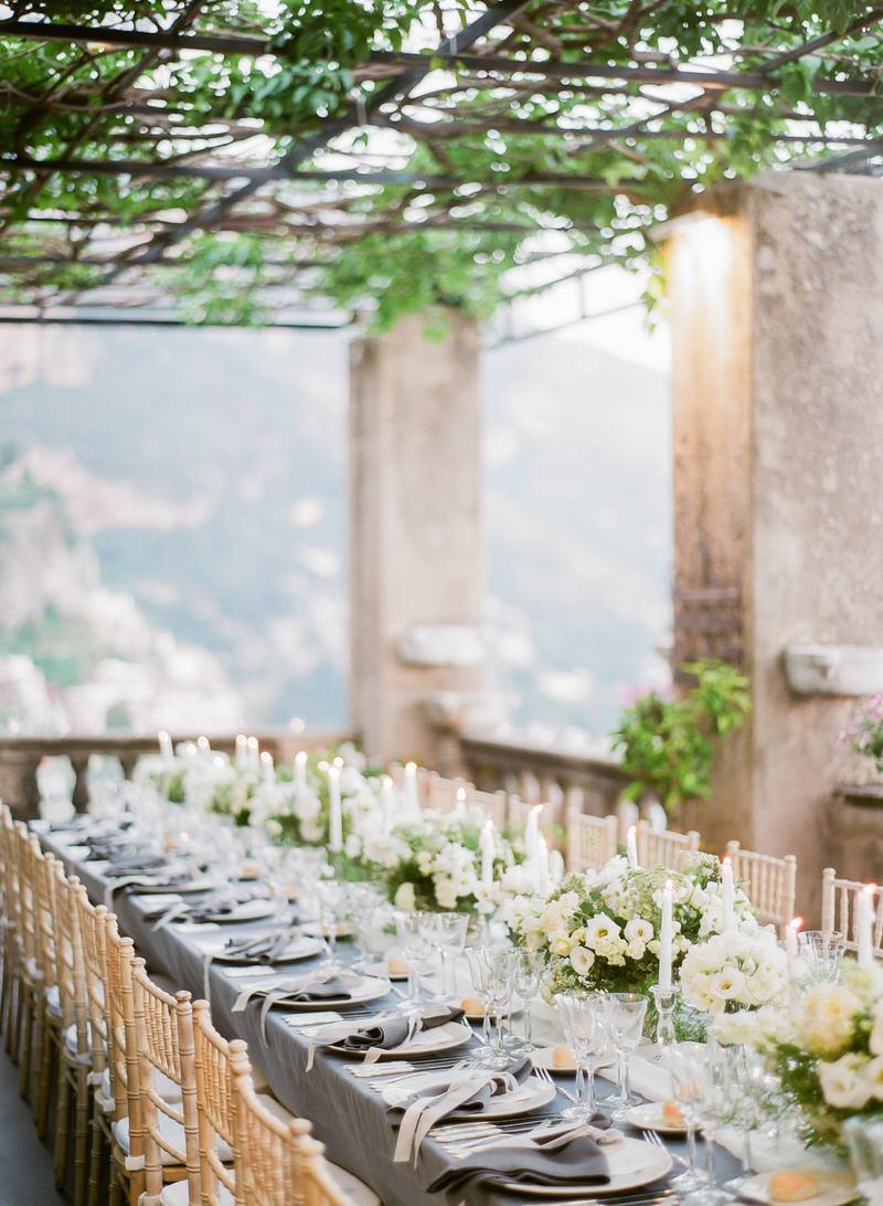 Incredible Wedding Design Villa Magia