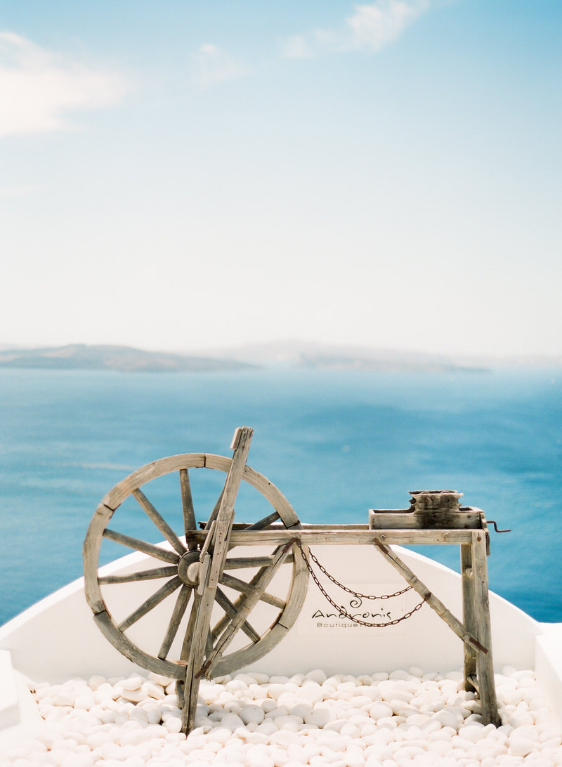 Peter and Veronika Santorini Wedding Photographers