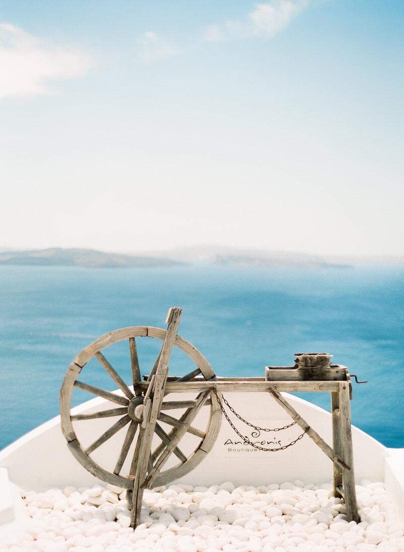 Peter and Veronika Santorini Wedding Photographers