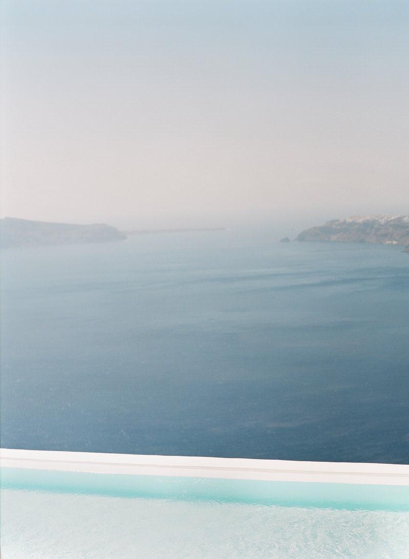 Rocabella wedding in Santorini