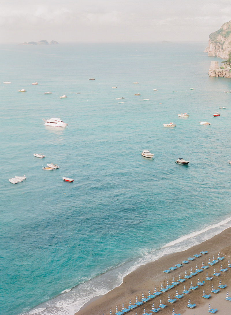 Amalfi Coast Wedding Film Photographer
