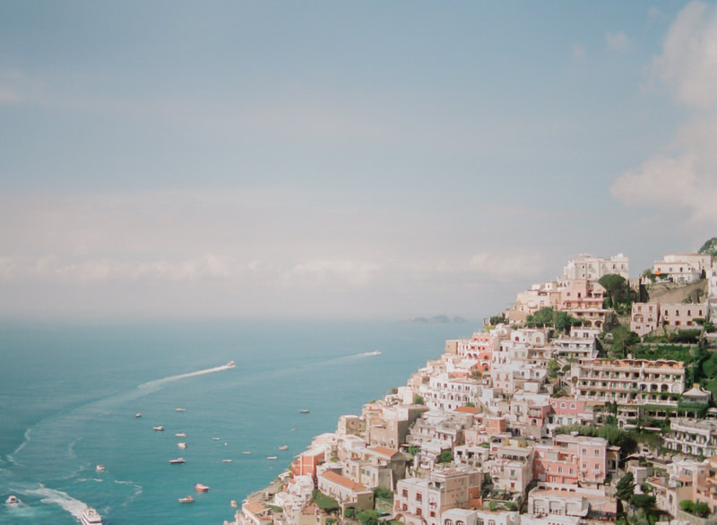 Positano, Italy by Peter and Veronika
