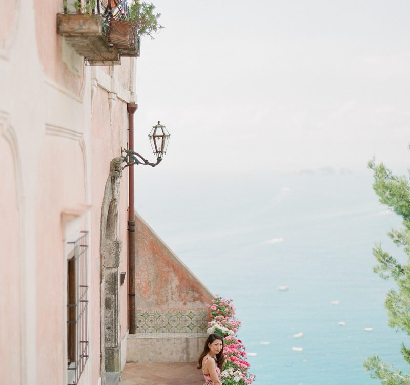 Morning Prewedding shoot in Positano