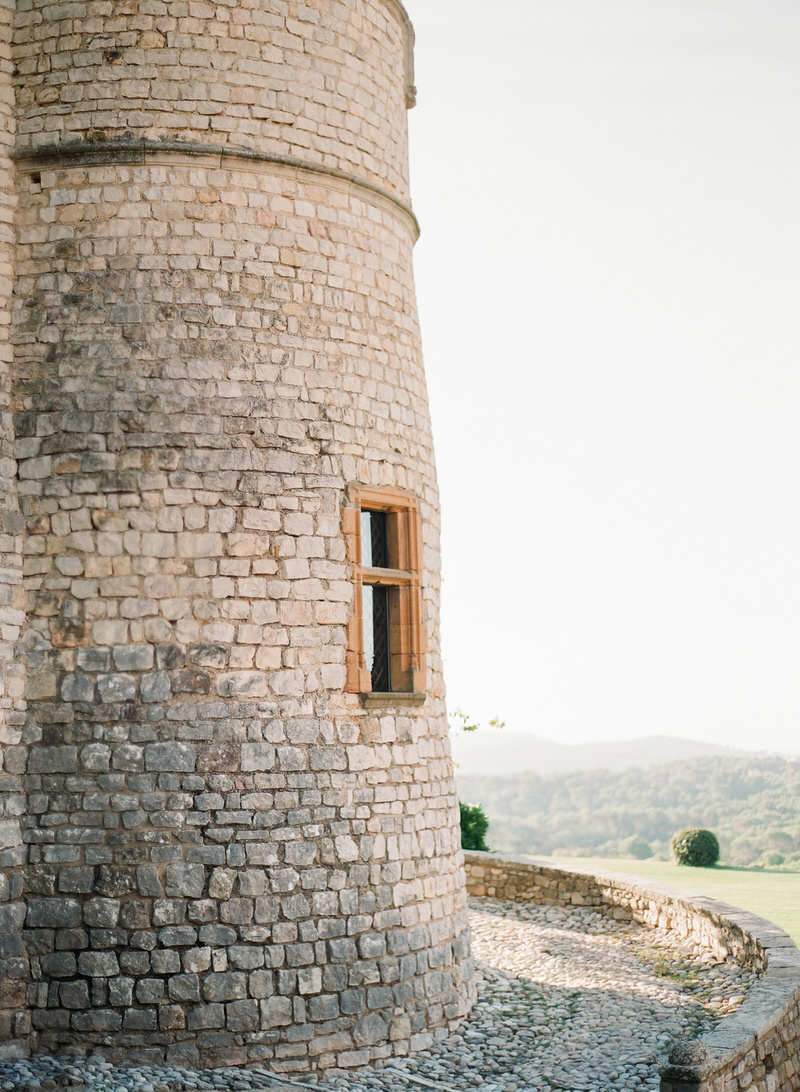 Chateau De Castallaras Wedding