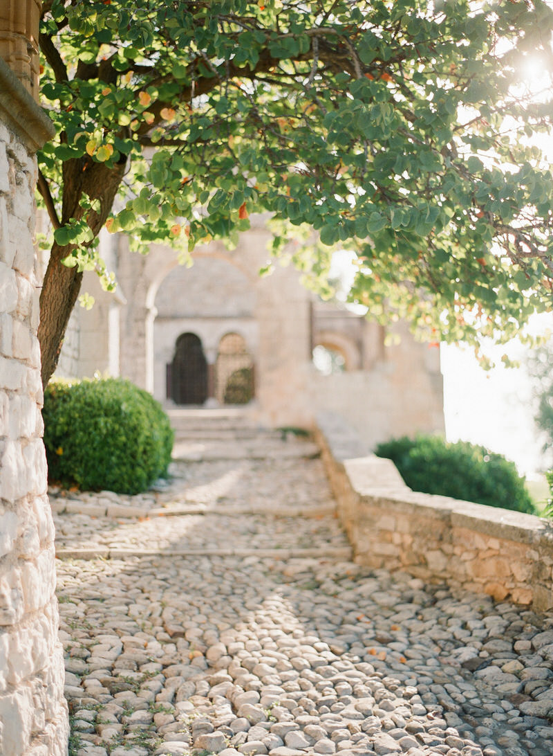 Chateau De Castallaras Wedding Photographer