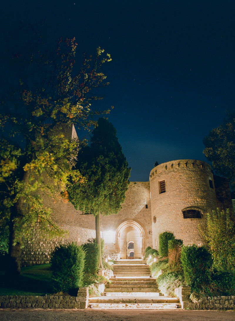 Destination Wedding at Chateau de Castellaras