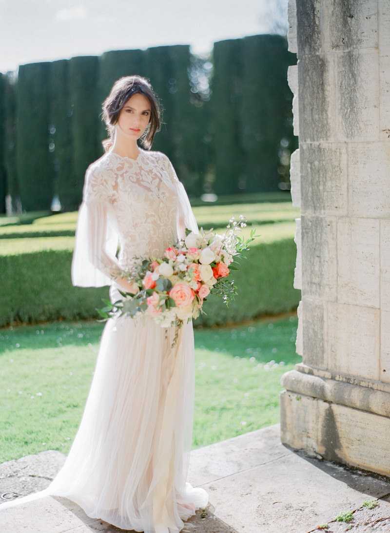 Bridal Inspiration La Foce