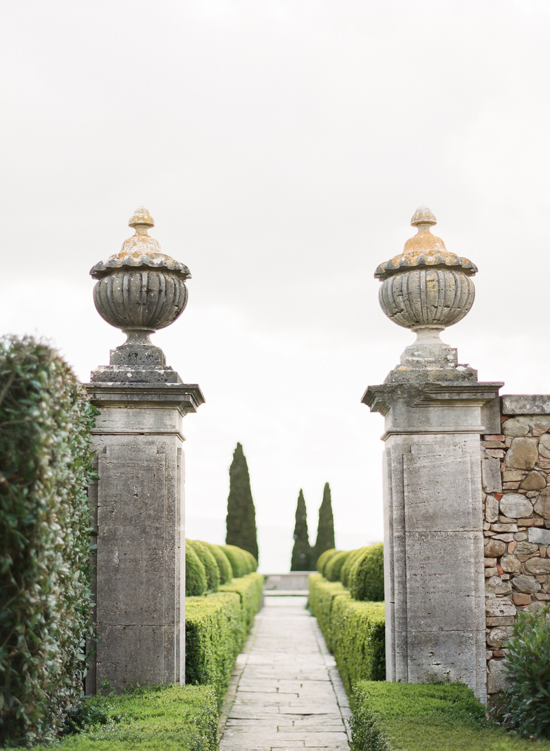 La Foce Wedding venue