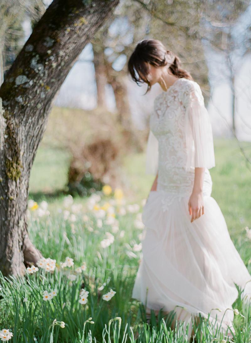 Spring Wedding In Tuscany