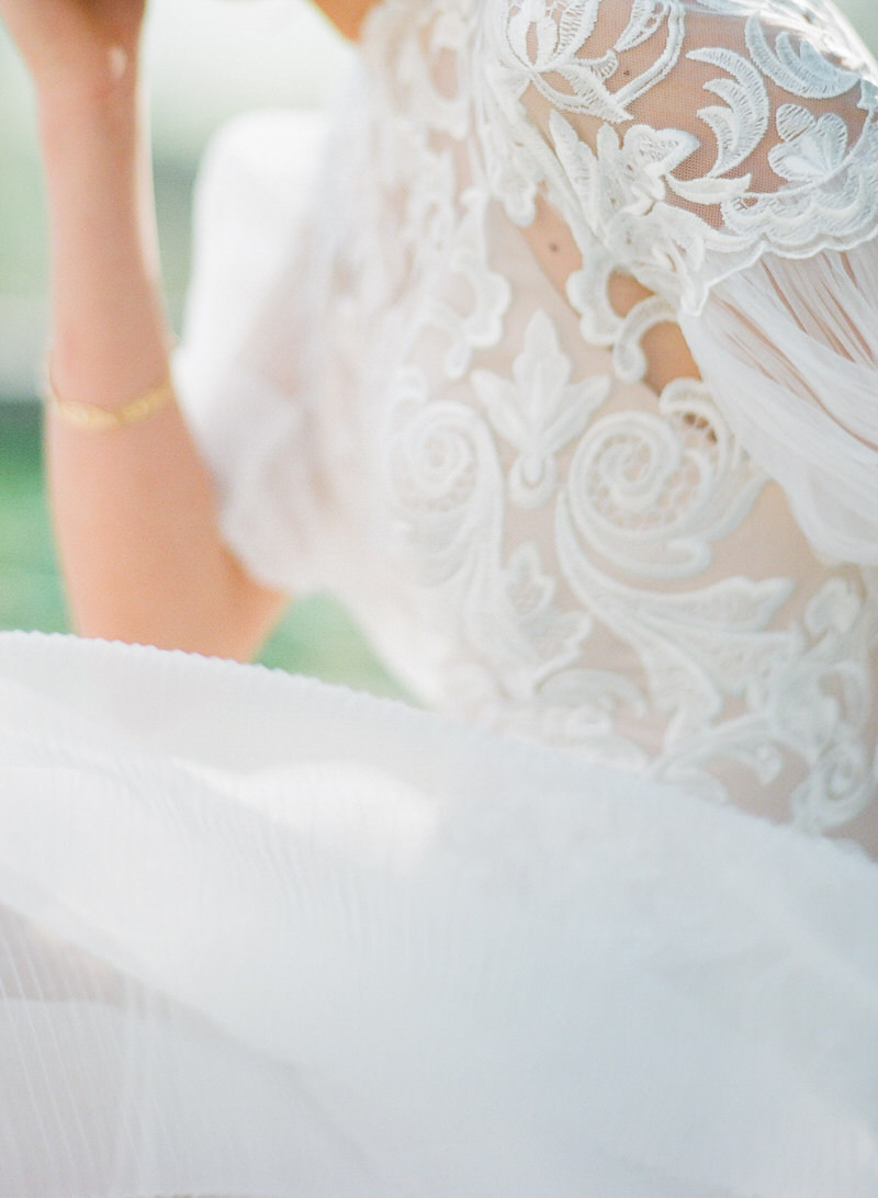 Gorgeous Wedding Dress Details
