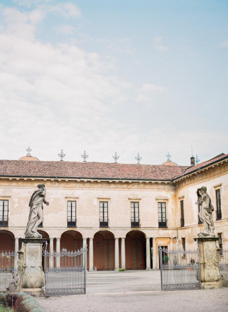 Wedding at Villa Arconati in Milan