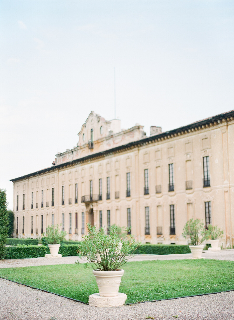 villa arconati wedding in milan