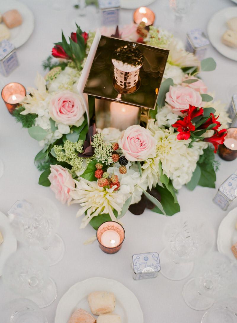 Unique Wedding centerpiece