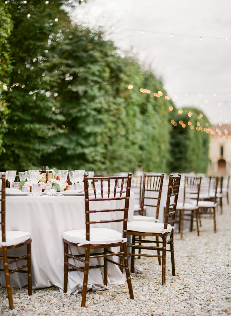 Destination Wedding at villa Arconati