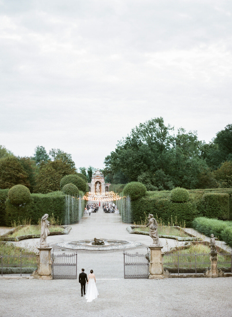 Incredible Destination Wedding in Italy