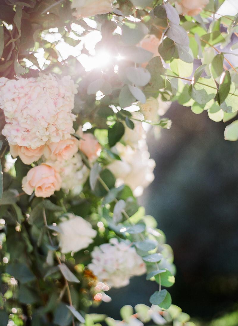 Flower arch