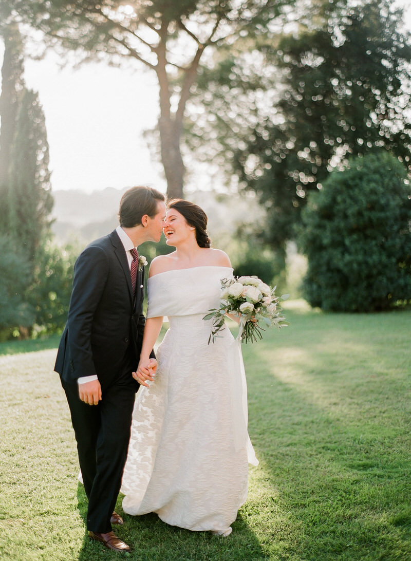 Gorgeous Wedding in Rome